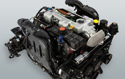 horizon inboard engine