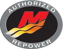 Mercury Authorized Repower Logo