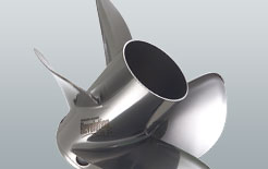 Mercury Revolution 4 Propeller
