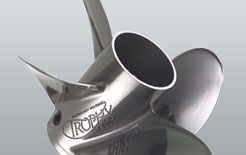 Mercury Trophy Plus Propeller