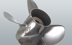 Mercury Trophy Sport Propeller