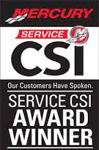 Csi award badge